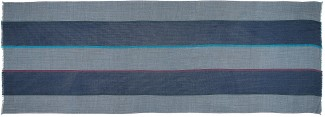 Simply Pashmina with Silk Stripes